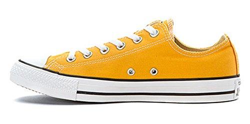 Converse Chuck Taylor All Star, Sneakers Unisex Adulto Giallo