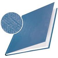 Leitz Tapa rígida impressBIND, Lomo de 3.5 mm, Azul, 73900035