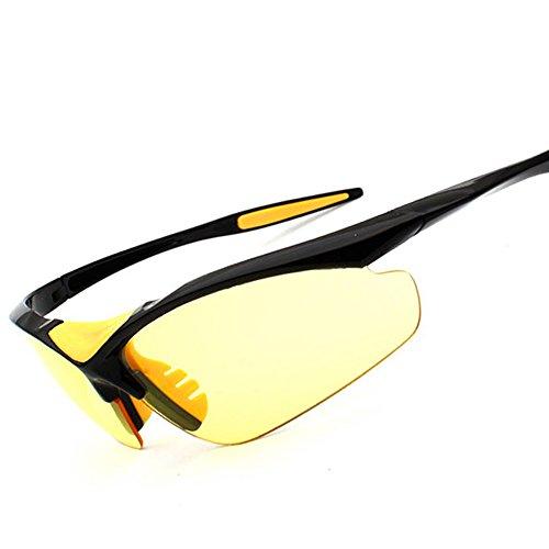 3db0a1a606 Gafas de Bicicleta/gafas de montar, ASHOP Gafas de sol de ciclismo Gafas de