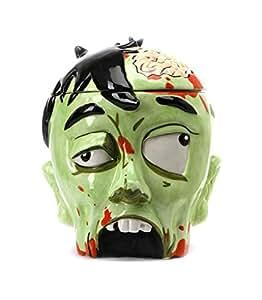 ThinkGeek TG8E2B2S Zombie Plätzchendose Head