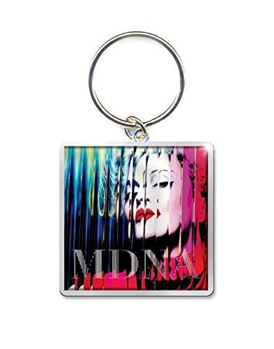 Madonna Schlüsselring Keychain MDNA Nue offiziell Madonna Mdna Vinyl