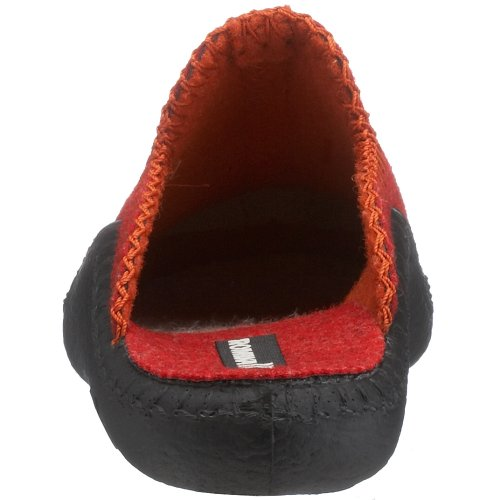 Romika Mokasso 62 Damen Pantoffeln Rot (rot-orange 478)