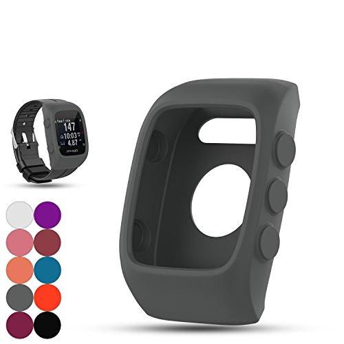 iFeeker Polar M400 / M430 Funda Protectora para Banda de reemplazo de Reloj, Funda Protectora de Silicona para Banda de Funda Protectora Estuche Protector para Polar M400 / M430 Reloj GPS