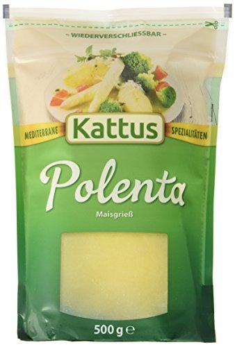 Kattus Polenta, 6er Pack (6 x 500 g)