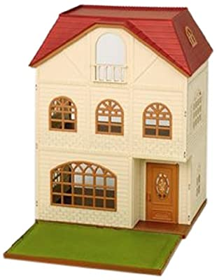 Sylvanian Family 2745 - Casita de juguete de Epoch D'enfance