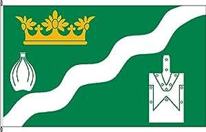 Flagge Fahne Hissflagge Prinzenmoor - 60 x 90cm