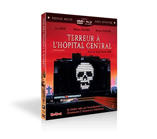 Image de Terrerur à l'hopital Central [Combo Blu-ray + DVD] [Combo Blu-ray + DVD]