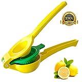 Tekbean Spremi Limone Heavy Duty Metal Manuale Pressa Agrumi per Limoni Limes Arance ed Estratto Tutti i succhi di Frutta