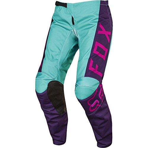 Fox 2017 Damen Motocross / MTB Hose - 180 Race - purple-pink: Größe Hose: 7-8 / 28 US / 38 EU Fox Motocross Hose