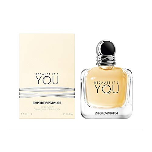 Armani Collezioni-Eau de Parfum Because itâ \'s YOU EMPORIO ARMANI 100ml Giorgio Armani