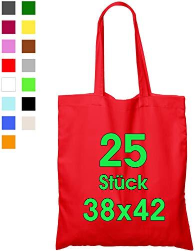 ELES VIDA 25 Bolsas de algodón