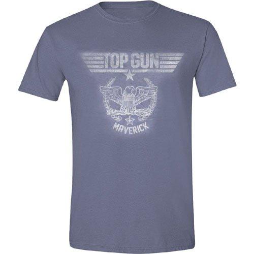 Top Gun Herren Regular Fit T-Shirt Gr. Large, Grün - Military Green