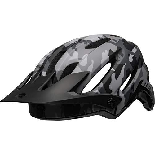 BELL 4Forty MIPS MTB Fahrrad Helm camo schwarz/grau 2020: Größe: M (55-59cm)