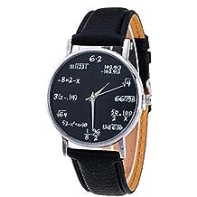 Xinantime Relojes Pulsera Mujer,Xinan Cuero PU Venda Relojes Analógicos del Cuarzo ...