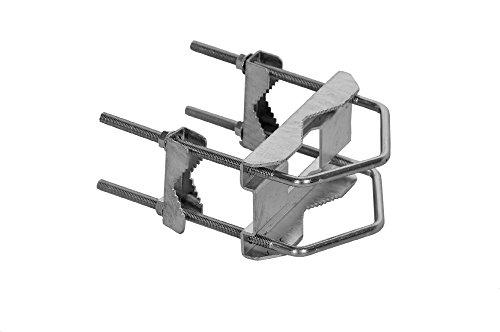 Assat 46010 A forma di croce morsetto per alberi 60 - 130 mm Diametro