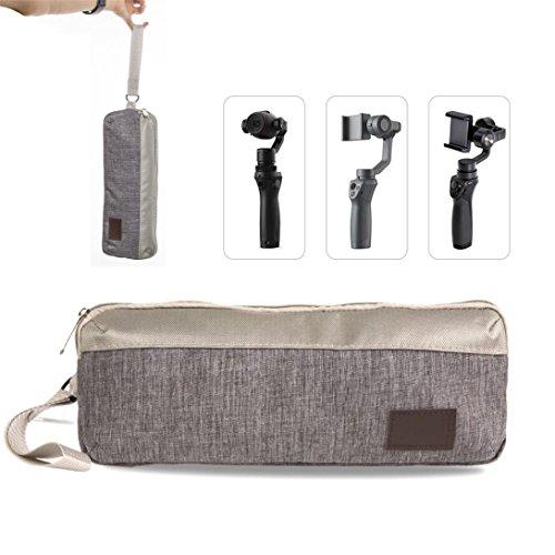 QHJ Tragetasche, Wasserdichte tragbare Tasche Handtasche,Lagerung Tragetasche,Handheld Tasche schützen für Osmo Mobile 2 (As show)
