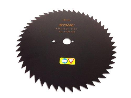 STIHL SIERRA CIRCULAR PUNTIAGUDA DIENTES 250MM 20MM 50DIENTES 41047134200