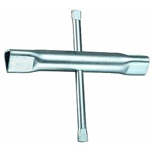 Heyco/Heytec 50898101260 Dreikant Rohrsteckschlüssel M10 x M12 50898