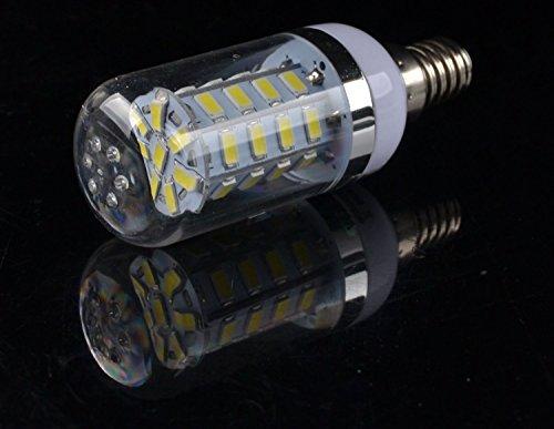 Kühlschrank Birne 15w Led : Die beste runqiao dimmbar 4er pack e14 6w 36*5730 led lampe