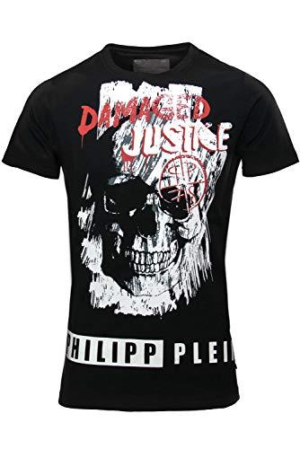 b3807e5ba5 Philipp Plein Camiseta Top Skull Black Edición Limitada (S)