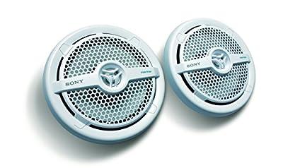 Sony 17cm 160W Marine Spec Coaxial Speaker System