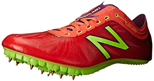 New Balance Women's SD200V1 Track Spike Orange/Purple