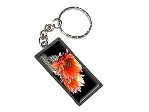Cactus Fleurs Porte-clés Porte-clés Bague