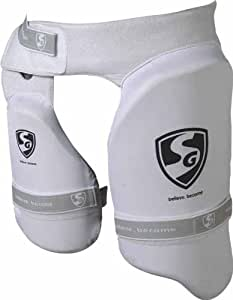 SG Ultimate (Combo) Right Hand Thigh Pads, Men's (Assorted)
