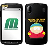 "MusicSkins Sticker de protection pour ZTE Skate Motif South Park ""Screw you guys"""