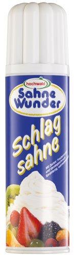 Hochwald Sahnewunder, sprühfertige Schlagsahne - 250ml