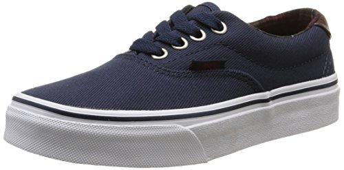 Vans - K Era 59 Plaid, Sneakers, infantile Blu (Plaid/Dress Blues)
