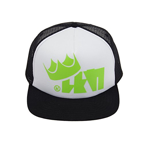 King Tut Kostüm - Zhangjianwangluokeji Baseball Cap Snapback Cosplay Kostüm Trucker Cap (Hellgrün)
