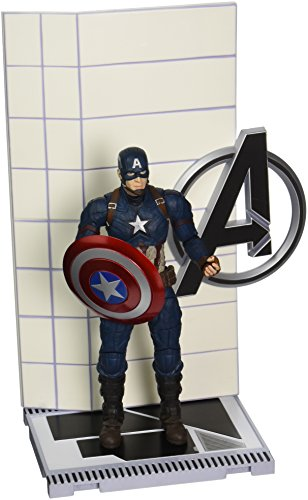 Diamond Select Spielzeuge aus der Marvel-Serie:Captain America 3:Bürgerkrieg:Captain America Action-Figur