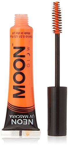 Moon Glow -Neon-UV-Maskara15mlOrange-ein spektakulär glühender Effekt bei UV- und Schwarzlicht!