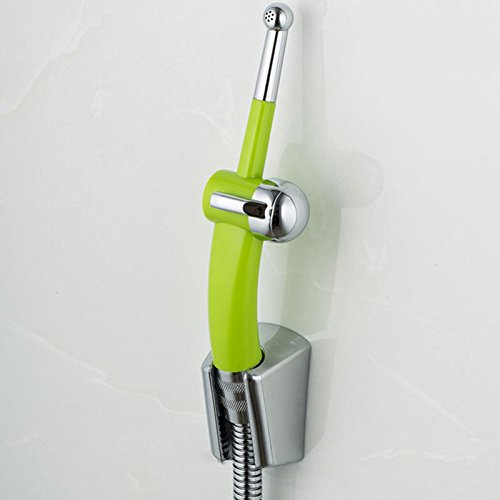 GFEI avec switch, multifonctionnelle réglable dispositif de chasse / toilettes au pistolet, pommeau de douche / couple crétin, douche arme,une buse tuyau mur siège