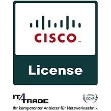 Cisco ASA 5500 SSL VPN 1000 User License (SECURITY) - Software de licencias y actualizaciones (1000 usuario(s))