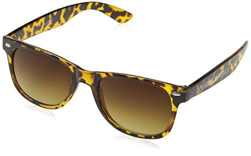Customobel Unisex-Erwachsene Richmond Tiger Sonnenbrille, Braun (Marron), 4