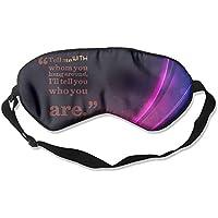 I'll-Love-You 99% Eyeshade Blinders Sleeping Eye Patch Eye Mask Blindfold For Travel Insomnia Meditation preisvergleich bei billige-tabletten.eu
