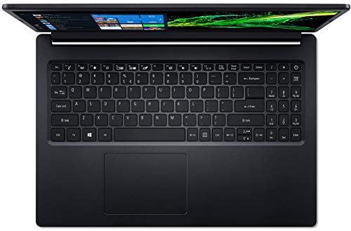 Acer Aspire 3 Thin A315-22 15.6-inch Laptop (A4-9120e/4GB/1TB HDD/Windows 10/AMD Radeon R4 Graphics), Charcoal Black Image 5