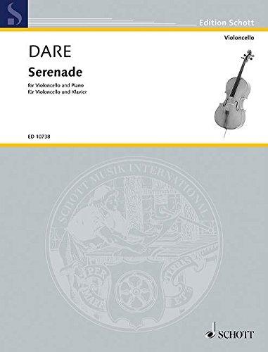Serenade Violoncelle