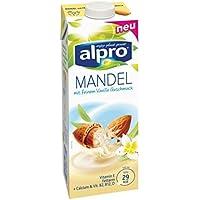 Alpro Mandel Drink Vanille - (8 x 1 L)