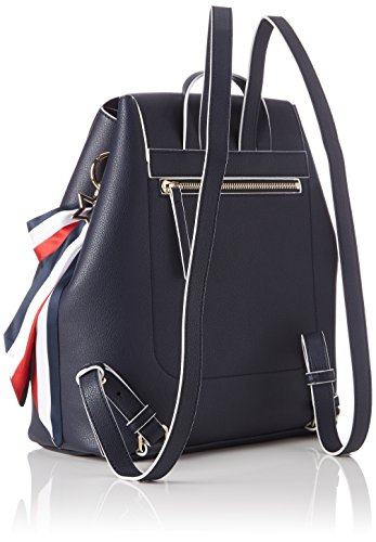 Tommy Hilfiger - Charming Tommy Backpack, Borse a zainetto Donna Blu (Tommy Navy)