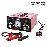 Beleeb Cargador de batería For 12V 24V 36V 48V 60V 72V Batteria al Piombo Acido,AGM