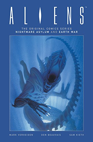 Aliens: The Original Comics Series-Nightmare Asylum and Earth War (English Edition)