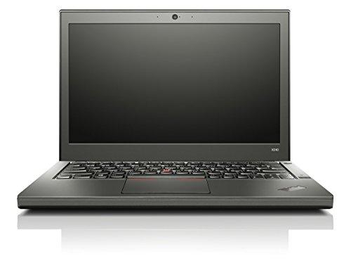 Lenovo ThinkPad X240 - notebooks (Ultrabook, ThinkPad UltraNav, Windows 7 Professional, 3+3, 64-bit, Black)
