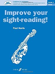 Improve your sight-reading! Violin Grade 1 (New Edition)