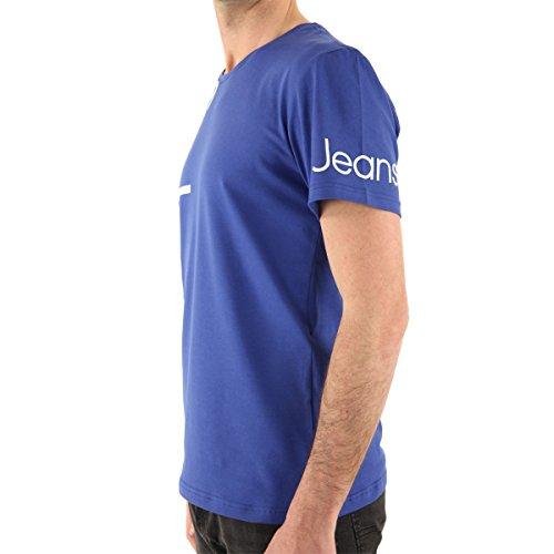 CALVIN KLEIN - Herren Kurzarm T-shirt CMP13S Blau