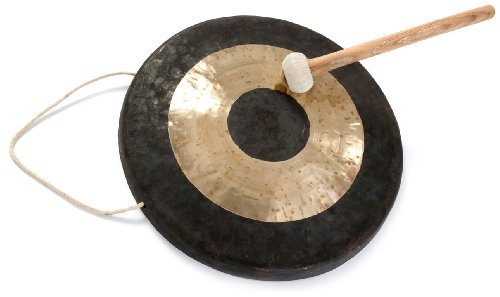 Percussion Plus Chinesischer Gong