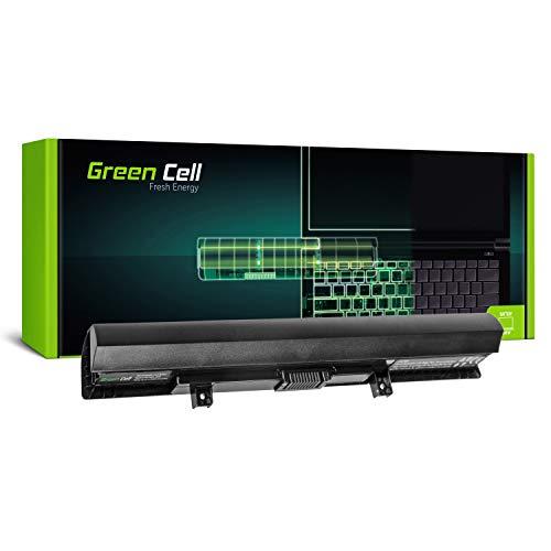 GC® Laptop Akku für Toshiba Satellite C70-C-1DV C70-C-1E0 C70-C-1E7 C70-C-1EN (2200mAh 14.4V Schwarz)