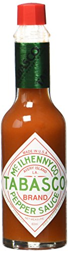 TABASCO Red Pepper Sauce, 3er Pack (3 x 60 ml)